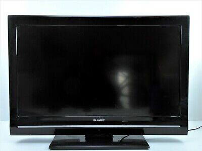 £70 • Buy Sharp  LCD 32inch HD Ready Tv  Freeview ( LC-32D 12E A)