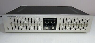 $ CDN187.46 • Buy Harmon Kardon Eq8 Graphic Equalizer Ten Octave Working Perfect