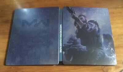 £13.95 • Buy STEELBOOK ONLY Call Of Duty Modern Warfare Brand New - PS4/Xbox One/PC