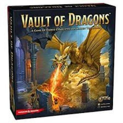 AU66.75 • Buy Dungeons And Dragons: Vault Of Dragons Board Game