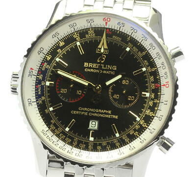 £2882.80 • Buy BREITLING Navitimer Chronomatic A41350 Limited To 1000 AT Men's Watch_611204