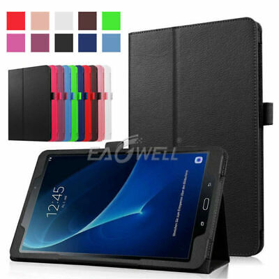 AU13.99 • Buy AU For Samsung Tab A 8.0 SM-T350 T355 SM-T355Y Tablet PC Leather Flip Cover Case