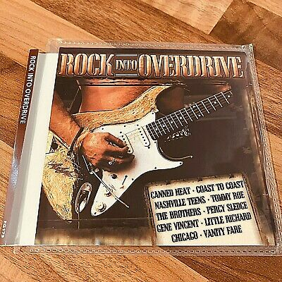 £1.75 • Buy Rock Into Overdrive No Case CD Album Various Canned Heat, Percy Sledge