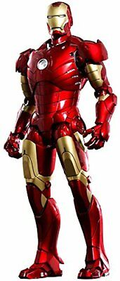 $ CDN596.43 • Buy Movie Masterpiece DIECAST Iron Man Iron Man Mark 3 1/6 Scale Painted Figure