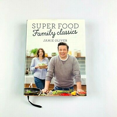 AU24.99 • Buy Super Food Family Classics By Jamie Oliver (Hardcover, 2016)