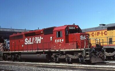 $2 • Buy StLH SD40-2 # 5654 @Bedford Park, IL 9/16/2000