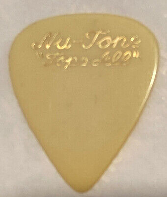 $ CDN4.99 • Buy Vintage Nu-Tone Cream Guitar Pick