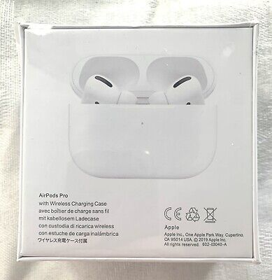 $ CDN95 • Buy Apple AirPods Pro With Charging Case White (Sealed) BRAND NEW ( Free Delivery)