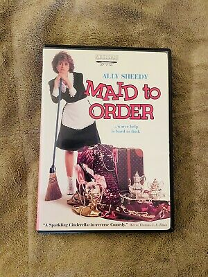$17.80 • Buy Maid To Order Dvd 80s Classic