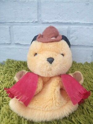 £7.99 • Buy Sooty Cowboy Hand Puppet Titan Toys
