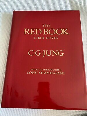 The Red Book (Liber Novus) By C. G. Jung (Hardback, 2009) • 165£