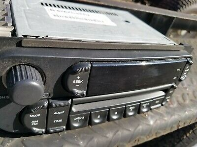 $12 • Buy 2002-2007 Chrysler Jeep Dodge OEM Radio Stereo / CD Player P05091506AD