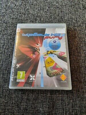 £51.64 • Buy Playstation 3 WipEout Hd Fury Blister