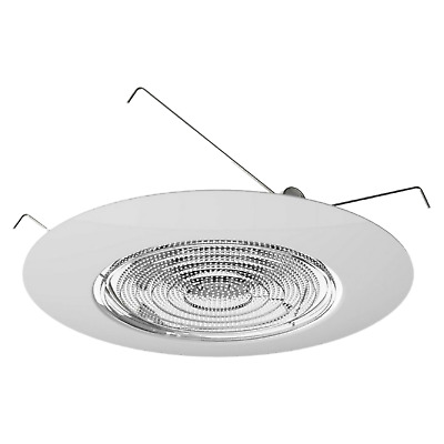 $9.99 • Buy 6  Inch Recessed Can Light Shower Fresnel Glass Lens, 60w, Wet Location