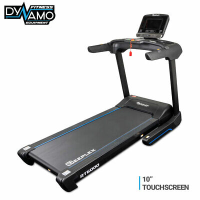 AU2100 • Buy Treadmill 3.5chp Motor With 10  Touchscreen Display WIFI - YouTube + Apps