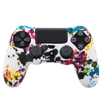 AU6.57 • Buy For PS4/Slim/Pro Controller Grip Silicone Case Protective Cover Skin Protector
