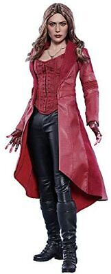 $ CDN947.25 • Buy Movie Masterpiece Captain America Civil War Scarlet Witch Action Figure Hot Toys