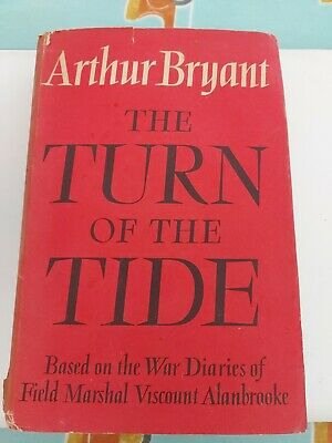 £6.50 • Buy The Turn Of The Tide Arthur Bryant Based On WW2 Diary Of AllenBrooke