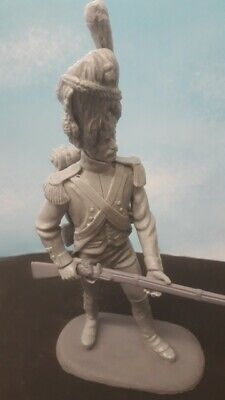 £19.99 • Buy 1/12 FRENCH GRENADIER SOLDIER NAPOLEONIC WATERLOO GUARD With Musket