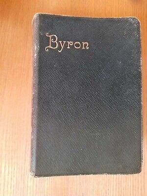 £18 • Buy The Poetical Works Of Lord Byron Oxford Edition 1912