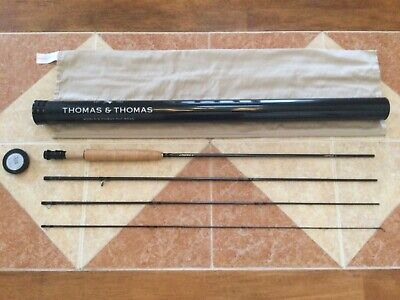 $ CDN784.77 • Buy Thomas & Thomas LPS II 9ft 4wt 4pc 904-4 490 Fly Fishing Rod (for 4wt Line Reel)