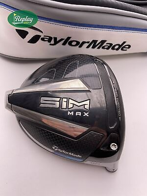 AU645.61 • Buy TOUR ISSUE TaylorMade Sim Max Head Only / 8.0 Degrees / Tour Only Loft