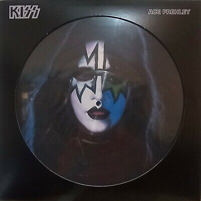 £17.95 • Buy KISS LP Ace Frehley PICTURE DISC 180 Gram Limited Edition New And UNPLAYED