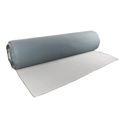 $39.43 • Buy 76 X60  Gray Headliner Material Fabric Foam Backing Roof Liner Sagging Replace