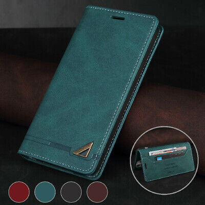$ CDN10.30 • Buy Case For Samsung Galaxy Note 20 Ultra 10 Plus 9 8 Leather Flip Wallet Case Cover