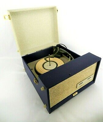 £59.49 • Buy Vintage Retro Fidelity Hf23 Record Player Working But Needs Servicing