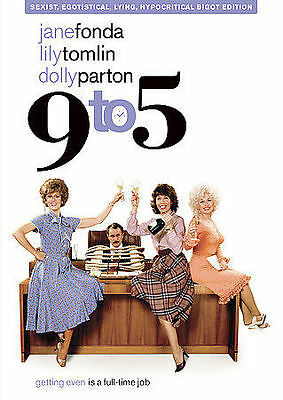 AU6.36 • Buy 9 To 5 (DVD, 2006, Sexist, Egotistical... Edition Full Frame)