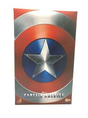 $ CDN543.79 • Buy Movie Masterpiece Captain America / The First Avenger 1/6 Scale Figure