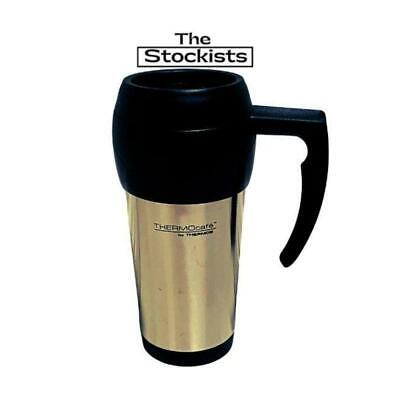 AU18.95 • Buy Thermos-ThermoCafe Stainless Steel Travel Mug-Genuine Product-The Stockists