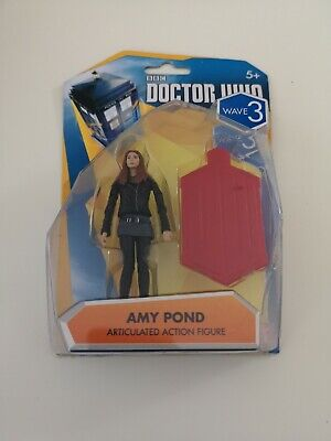 £8.50 • Buy BBC DOCTOR WHO - Wave 3 Amy Pond Articulated - 3.75  Scale Action Figure