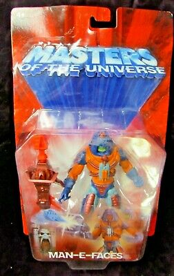 $29.99 • Buy 2003 MASTERS OF THE UNIVERSE - MAN-E-FACES  - Action Figure 9