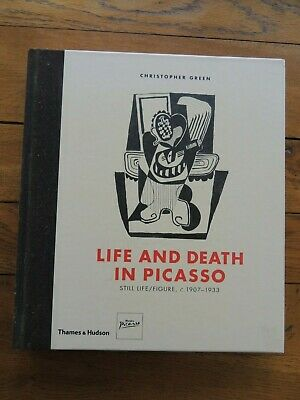£12 • Buy Life And Death In Picasso - Green - 2009 Thames And Hudson HB VGC