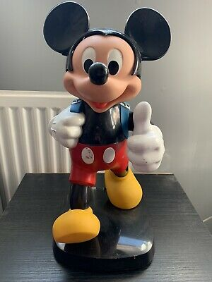 £19.95 • Buy Official Disney Mickey Mouse Figure Phone Stand Only By Tyco