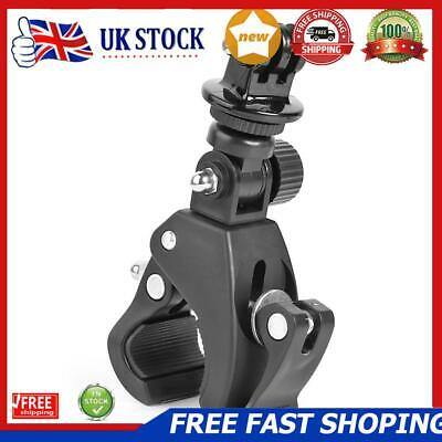 £5.97 • Buy Bicycle Handle Clamp Camera Mount W/Tripod Adapter For GoPro Hero 7 5 6 4