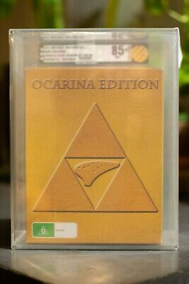AU6000 • Buy The Legend Of Zelda: Ocarina Of Time 3D 3DS VGA 85+ Special Edition