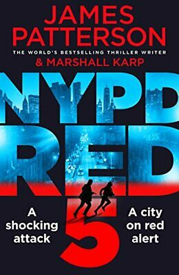 AU12.68 • Buy NYPD Red 5 By Patterson, James 1784753750 The Cheap Fast Free Post