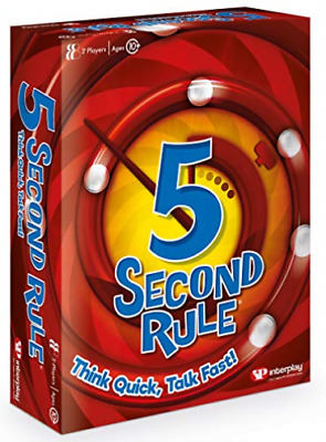 AU20.85 • Buy Toys-5 SECOND RULE (2020) /Toys TOY NEW