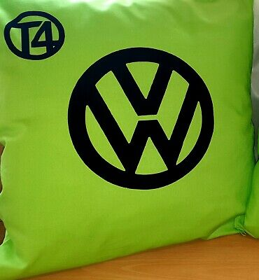 T4 Cushion Cover Campervan Camping Transporter  • 12£