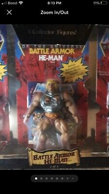 $300 • Buy Masters Of The Universe 5 Pack Commemorative Set Series 2 II - 1 Of 8000