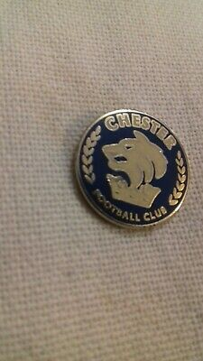 £3.99 • Buy Chester Fc  New Pin Badge