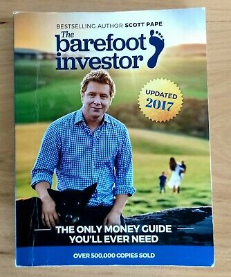 AU19.50 • Buy The Barefoot Investor By Scott Pape 2017 Money Guide - Free Postage
