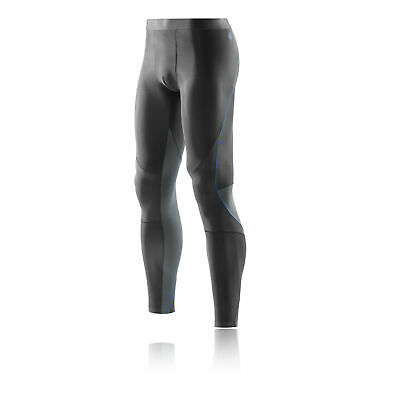 £49.99 • Buy Skins Mens RY400 Compression Recovery Tights Bottoms Pants Trousers Black Sports