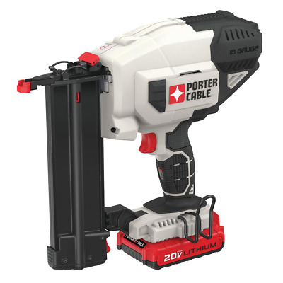 £174.96 • Buy Brad Air Nailer Tool Battery Charger Cordless Electric Lithium Ion 18-Gauge 20 V
