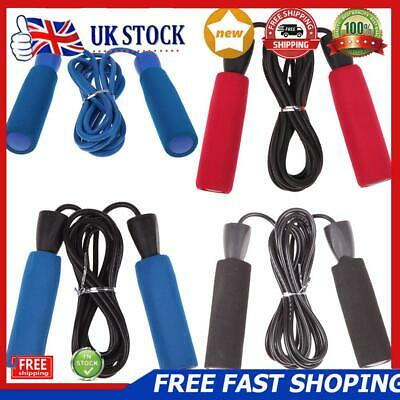 £5.51 • Buy Skipping Rope Fitness Speed Jump Boxing Exercise Gym Childrens Workout