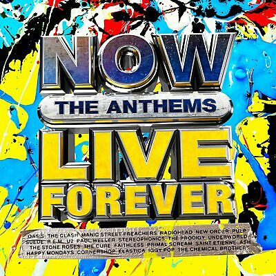 £12.35 • Buy NOW Live Forever: The Anthems - Oasis [CD]