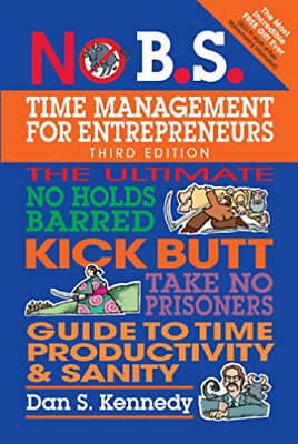 £12.01 • Buy Kennedy Dan S-no Bs Time Management For Entrepr Book New